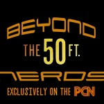 Beyond the 50ft Nerds Logo